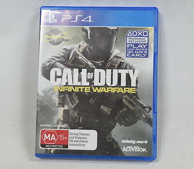 Call of Duty: Infinite Warfare  - PlayStation 4 (PS4) Game