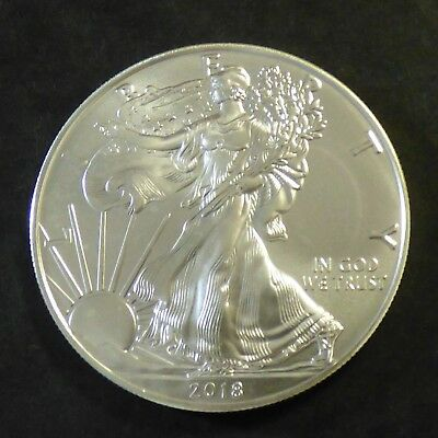 US 1$ Silver Eagle various years 1 oz silver 99.9%