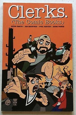 Clerks : The Comic Books by Kevin Smith TPB