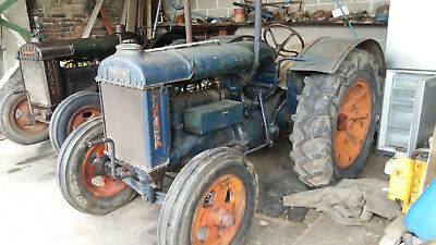 Standard Fordson N Tractor