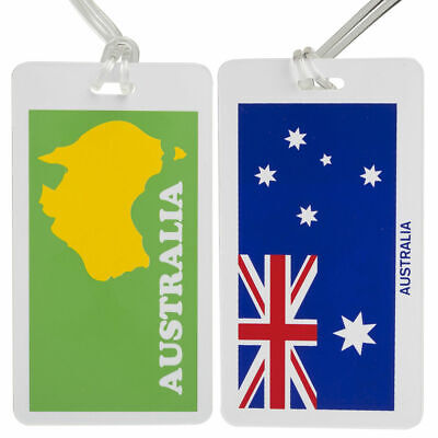 1X Travel Luggage Tag Baggage Suitcase Bag Identity ID Address Name Labels Korjo