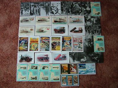38 Unused DALKEITH'S Postcards.  Mint condition. Several full sets.