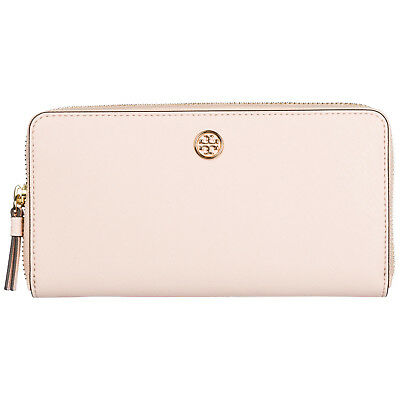 Tory Burch Women s Wallet Leather Coin Case Holder Purse Card Bifold  Robinso 71F 88de23f65c10
