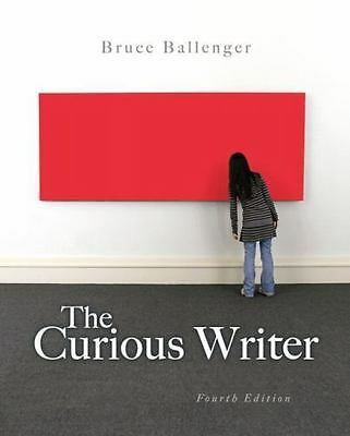 The Curious Writer (4th Edition), Ballenger, Bruce, Good Book