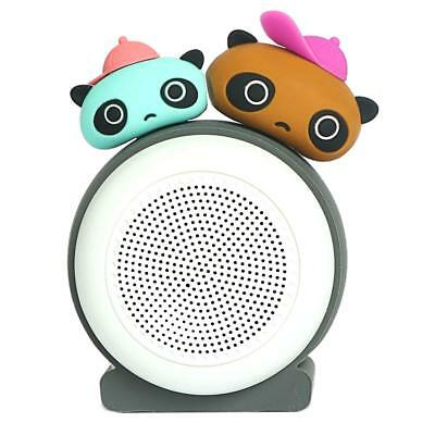Momoho Mini Bookshelf Speaker, Bluetooth Wireless Speaker for Kids, Streaming