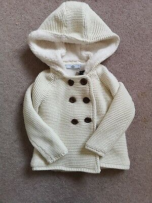 Marks and Spencer Girls Cardigan Jacket 2-3 Years BNWT
