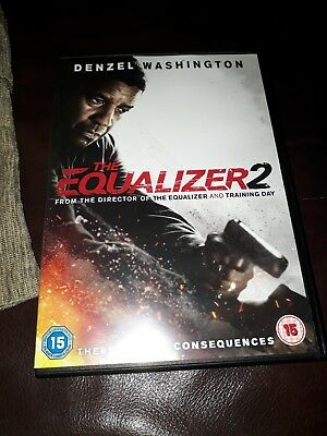 *the Equalizer 2* Dvd