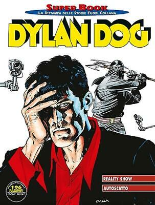 Dylan Dog Super Book #65 - Reality Show-Autoscatto