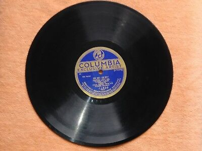 MIMI OH ME OH MY Columbia Graphophone Phonograph Record