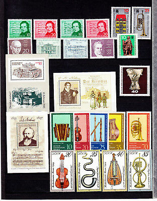 Briefmarken DDR Lot postfrisch - 0561