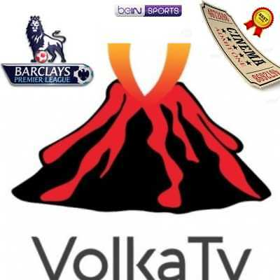 Volka Pro2 Iptv, 12Mois Abonnement. Chaînes Full Hd .code M3U. Android. Mag. Vod