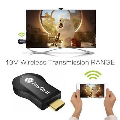 AnyCast M2 Plus WiFi Display Dongle Receiver Airplay Miracast HDMI TV DLNA 1080P