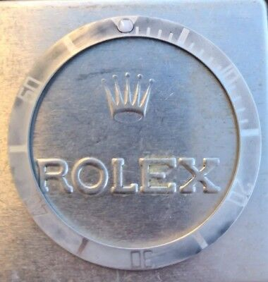 Insert Rolex Bezel Submariner 16610/16800/168000 Ghost /Faded