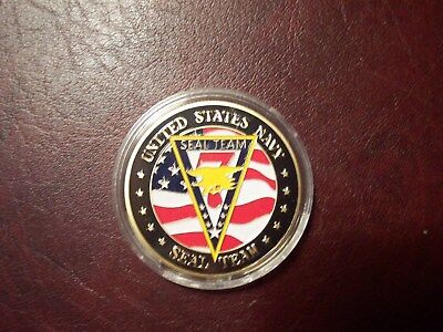 US Navy Seals #7 American Team Commemorative Coin Collection Art Gift Souvenir