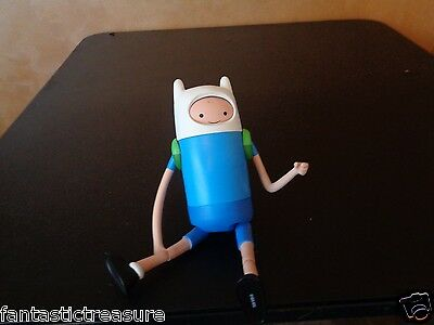 Cartoon Network Adventure Time Deluxe Finn Pen  Face Changer Action Figure Toy