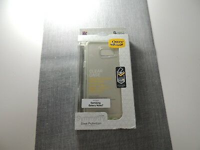 Otterbox Symmetry Shock Proof Hard Shell Case Samsung Galaxy Note 7 - Clear -
