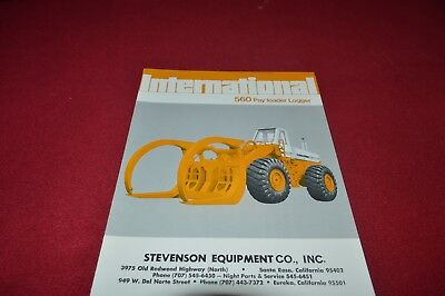 CATERPILLAR 518 SKIDDER Dealer's Brochure DCPA6 ver2