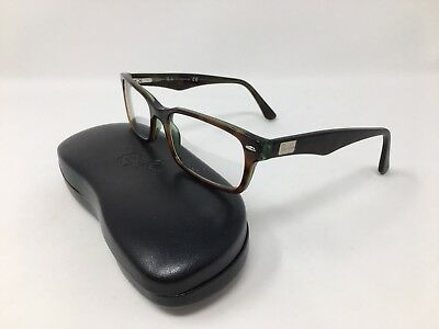 d093f565cdd08 NEW RAY BAN Optical Eyeglasses RX Frame RB 5206 2445 Tortoise Havana ...