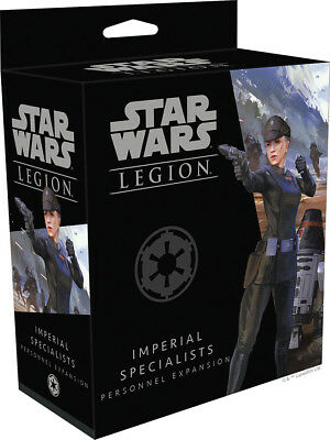 Star Wars Legion Imperial Specialists Personnel Expansion Sealed Brand New FFG
