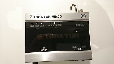 Traktor audio 6 - Native Instruments Traktor Audio 6 DJ Software Channel