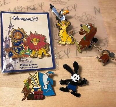 lot pin's disney Roi Lion