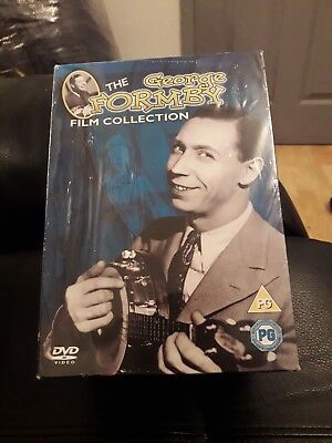 DVD box set 7 DVD,s The George Formby film collection.
