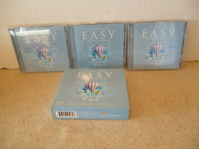 Various Artists *Greatest Ever! Easy- The Definitive Collection* 3 Disc CD Album