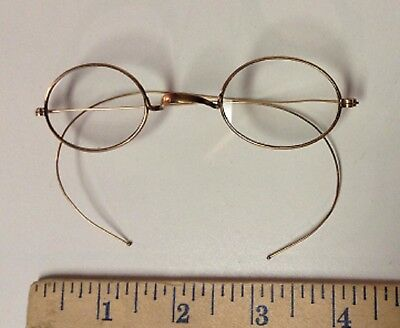 Antique Ben Franklin Style Eyeglasses from Late 1800's