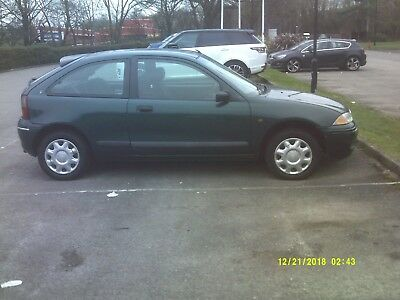 ROVER 200 1.4 214 I Hatchback  3 Door Only 42,262 Guaranteed Miles