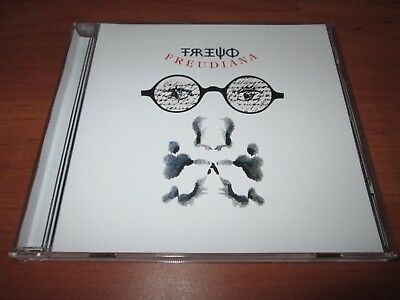 The Alan Parsons Project - Freudiana  CD