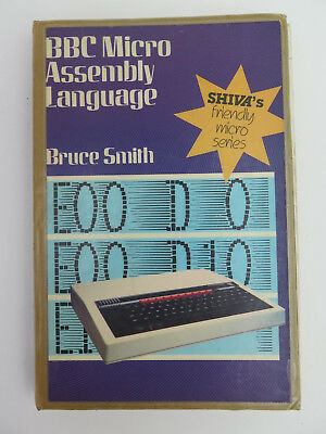 BBC Micro Assembly Language by Bruce Smith - Rare Hardback Reference Book