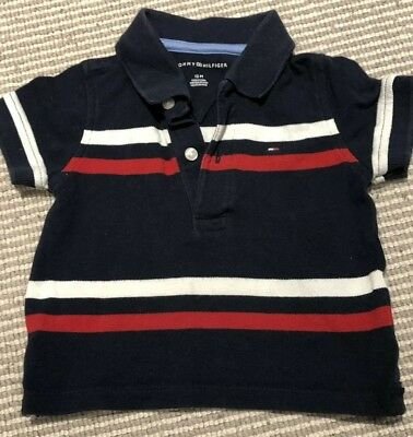 Tommy Hilfiger Polo Top 12m