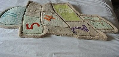 New Mamas and Papas Nursery Rug 100% wool