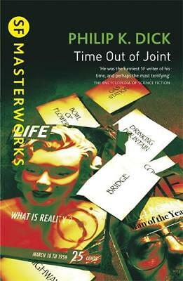 Time Out Of Joint (S.F. Masterworks), Philip K. Dick, Excellent