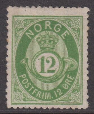 Stamp from Norway, NK26 mint