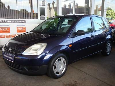 Ford Fiesta LX 8V  5DDR 3 OWNER CAR COMES WITH NEW 12 MONTHS MOT DARK BLUE