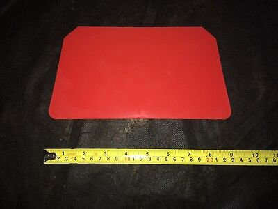 Harold Moore Large flexi scraper spreader - red -  suitable for many uses!!!!!!!