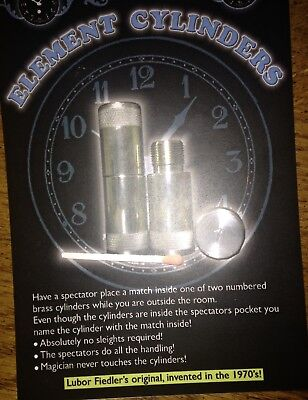 Time Element Cylinders