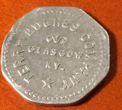 Glasgow Kentucky Trade Token