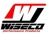 Wiseco 2402XA 0.8mm x 0.8mm x 1.5mm Ring Set for 61.00mm Cylinder Bore