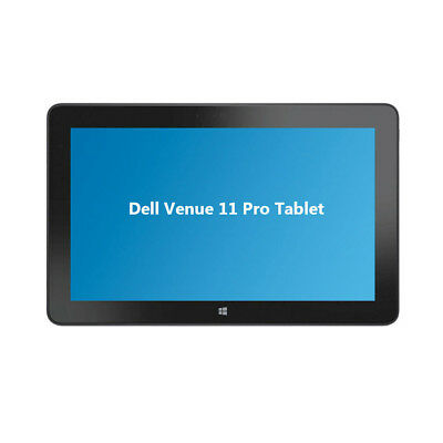 Dell Venue 11 Pro 7140 Tablet, Core M-5Y10c 2 x 800 MHz - 2GHz,4GB,128GB