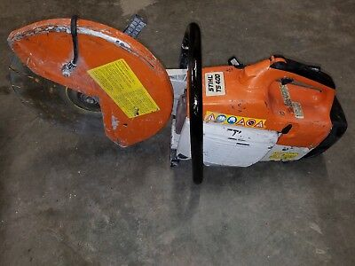 Stihl ts 400 concrete saw