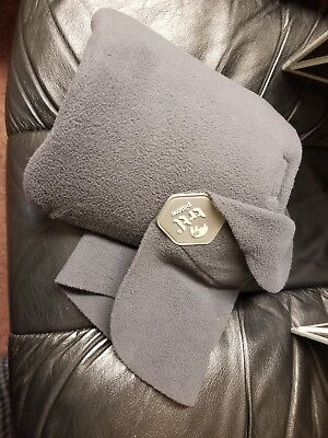 Trtl Travel Pillow,  Super Soft Neck Support - Grey Nice Noreserve $.99