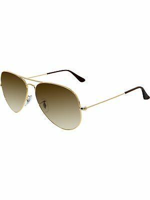 1b8d5a90c9 RAY-BAN MEN S GRADIENT RB3522-001 13-61 Gold Rectangle Sunglasses ...