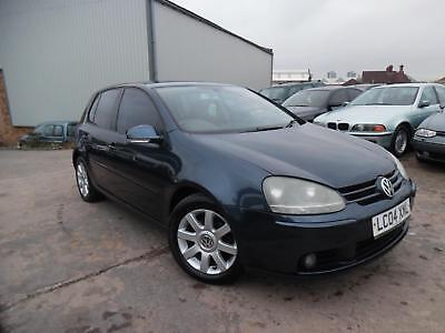 Vw Golf Gt Fsi 2.0 Petrol 5 Door Hatchback