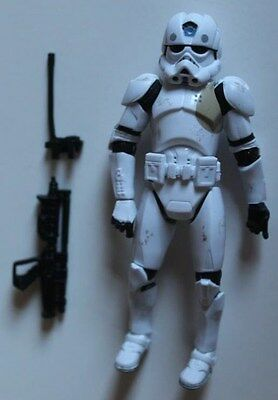 Star Wars 2007 30th Anniversary Collection Clone Engineer Battlefront II Pack