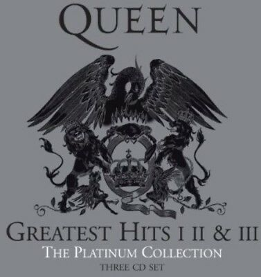 Queen - Platinum Collection 4988005667854 (CD Used Very Good)