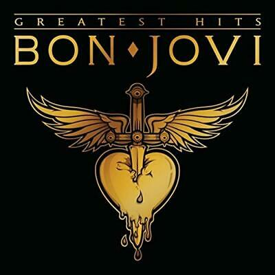 Bon Jovi - Greatest Hits-The Ultimate Collection - 2Cd
