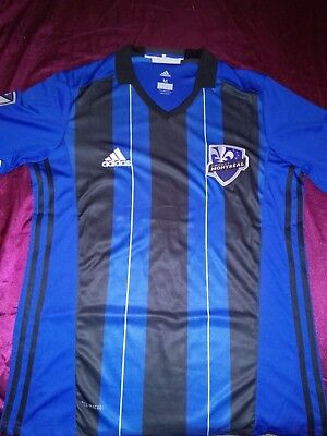 Impact Montreal Football Shirt Medium