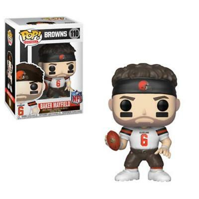 Funko Pop! NFL Baker Mayfield Cleveland Browns #110 IN STOCK